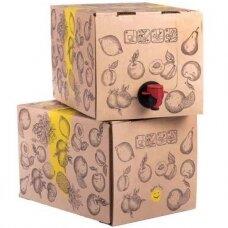 Obuolių sultys +dėžutė