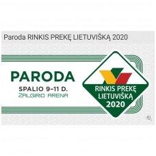 """Paroda """"RINKIS PREKĘ LIETUVIŠKĄ 2020"""""""